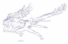 Learning To Draw: You Are Gonna Need a Pencil Wings Drawing, Drawing Base, Figure Drawing, Art Drawings Sketches, Cool Drawings, Art Tutorials, Drawing Tutorials, Poses References, Art Poses