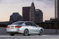 2015 Honda Accord Sedan Prices