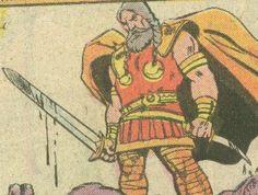 Cruel-Striker (Rimthursar, Farbauti; Asgardian; Thor foe)