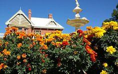 Rio Vista is a stunning historic mansion in Mildura, Australia Rio Vista, Where To Go, Places To Visit, Relax, Australia, Mansions, Manor Houses, Villas, Mansion