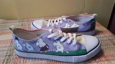 Moomin sneakers