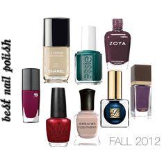 """nail polish"" by pcnooga on Polyvore"