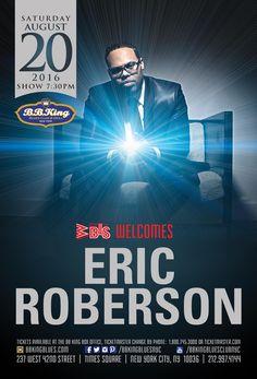 Eric Roberson (8.20.16)