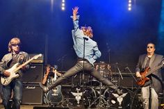 """""""Bon Giovi rocked the place, it was like being at the 02!!"""" - Holme Lacy House Hotel"""