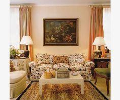 Libby Cameron interiors. symmetry