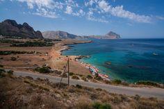 Riserva Naturale Orietata di Monte Cofano,uno dei tesori naturali della costa di Trapani,Sicilia