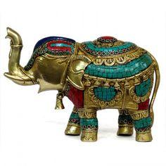 Buy Brass Elephant Home Decor online. Indian Elephant, Elephant Love, Elephant Art, Elephant Trunk, Elephant Stuff, Elephant Home Decor, Elephant Illustration, Elephant Parade, Animal 2