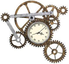 Steampunk Gears   Steampunk Gears Steampunk gear clock xwidget