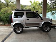 Re:Aussie 2006 Jimny - lift, BFGs, cool wheels Jimny 4x4, Jimny Suzuki, Ducati, Dream Cars, Samurai, Cool Stuff, Rally, Gypsy, Wheels