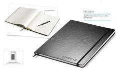 Fourth Estate A4 Notebook FOURTH ESTATE A4 NOTEBOOK vinyl PVC 29.3(l) x 21.1(w) x 1.5(h) 80 lined pages excludes pen