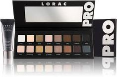 Image result for Lorac Pro Eyeshadow Palette