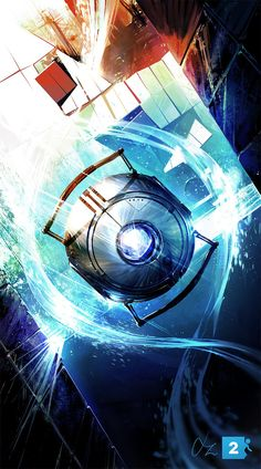 Wheatley - portal 2 one of the best games ever!