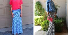End of Summer Maxi Skirt Sale!!!