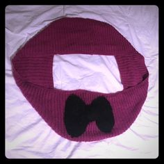 Betsey Johnson Scarf Infinity scarf Betsey Johnson Other
