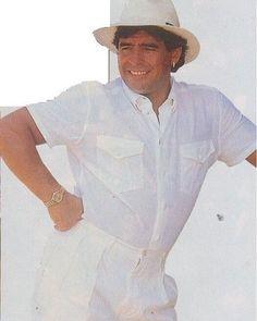 Señor Diego, usted es diabólico Diego Armando, Panama Hat, Soccer, Football, Mens Tops, Shirts, I Love, Buenos Aires Argentina, Sports