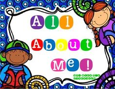 """All About Me! is the perfect writing resource which includes a variety of descriptive writing worksheets to keep learners enthused about the writing process! Focusing on being creative by asking """"If I Were"""" prompts, including pictures and more, these worksheets will keep learners engaged for a long time!"""