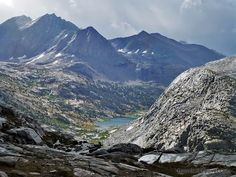 Palisade Lakes - Inyo National Forest