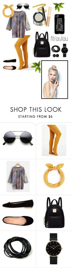 It's Spring ! by fitriauliau on Polyvore featuring George J. Love, Fiorelli, CLUSE, Casetify and Sephora Collection