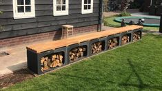 Bar Lounge, Garden Inspiration, Home Projects, Foyer, Outdoor Gardens, Garden Design, New Homes, Deck, Landscape