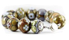 Folklore Beads - Mango Beads (Amanda Muddimer)