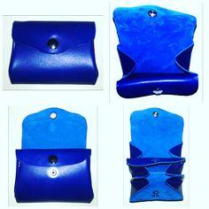 1fc89e22a CARTERA MONEDERO EN CUERO. SENCILLA AMPLIA Y MUY UTIL, CAPACIDAD PARA  MONEDAS TARJETAS Y BILLETES. CONTACTO 602260138. www.cueroarte.com #cuero  #leatherbags ...