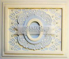 Dies by Sue Wilson Triple Layer Collection Florence-Dies by Sue Wilson Triple Layer Collection Florence These versatile dies can be used individually or layered together to create stunning effects. Craft Dies by Sue Wilson are an elegant collection o How To Make Scrapbook, Scrapbook Cards, Scrapbooking, Thanks Card, Paper Crafts, Diy Crafts, Paper Paper, Sue Wilson, Pearl Flower