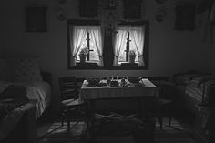 bwstock.photography - photo   free download black and white photos  //  #traditional #Ruthenian #room Black White Photos, Black And White, Free Black, Public Domain, Traditional, Room, Photography, Furniture, Home Decor