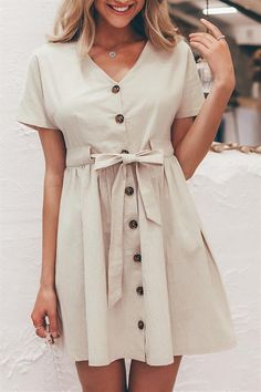 Short Sleeve Cardigan, Dress With Cardigan, The Dress, Short Sleeves, Plain Dress, Short Sleeve Dresses, Long Sleeve, Casual Dresses, Casual Outfits