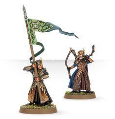 Galadhrim Commanders