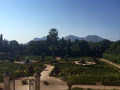 Villa Bordonaro Garden/Palermo