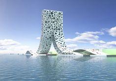 REN Building, Shanghai, 2010 - BIG - Bjarke Ingels Group, JDS Architects