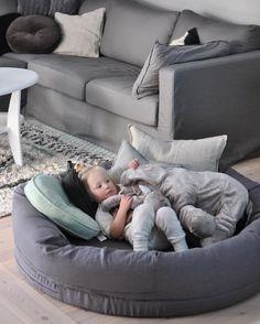Myspöl, Graphite Grey, kollektion NG Baby Mood.   Källa: Josefin Netz