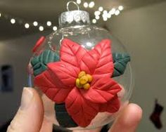 Image result for decorating glass with polymer clay