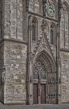 Überwasserkirche  Architecture