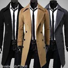 LEOCLOTHO Costume Homme Blazer Slim Fit Un Bouton D/écontract/ée Business Mariage Veste