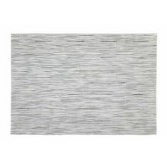 Top ten placemat Sture vitmelerad with cut edges from Dixie