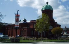 The Dorman Museum, Middlesbrough.