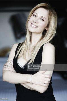 Photo d'actualité : Singer Lara Fabian is photographed for Self...