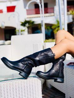 9fa97e376c Risultati ricerca per: 'lea435'. Scopri la Nuova Collezione di stivali  estivi e traforati Made in Italy ...