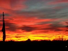 Sunrise Carlsbad New Mexico 0430 Great pic taken by Grace Hernandez