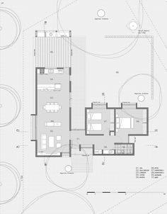 Image 13 of 26 from gallery of D+S House / Estudio BSB. Floor Plan
