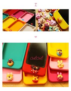 Disney Donut iPod case... I...want...this...now!