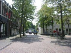 Mijn huidige woning.. op de hoek Vrieseplein