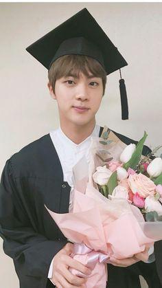 Worldwide Handsome, Bts Jin, Seokjin, Kpop, Graduation 2016, Swag, Patterns