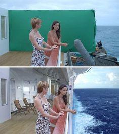Filmlerde İnanılmaz Görsel Sanat Hileleri 11