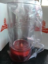 Bud Goal Light Cup — I can only find it only eBay. Apparently it was sold in limited cases of beer packs.