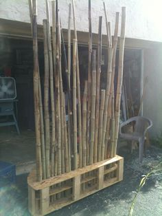 Bamboo Room Divider Dex Tuinmeubelnl YouTube Wood Room