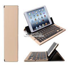 """33.58$  Watch here - http://alifh0.shopchina.info/1/go.php?t=32804435150 - """"Universal Portable Foldable Bluetooth 3.0 Keyboard with Kickstand Stand Holder For samsung galaxy Tab S2 9.7 SM-T810 T815 9.7"""""""" """"  #aliexpress"""