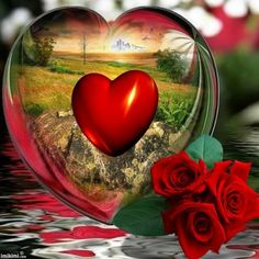Tagged - The social network for meeting new people I Love You Images, Love Heart Images, Beautiful Love Pictures, Beautiful Flowers, Christmas Hearts, Christmas Bulbs, Amazing Dp, Special Nails, Love Rose