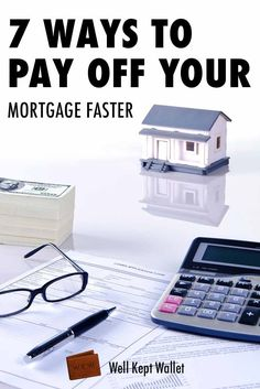 how to pay off mortgage fast calculator